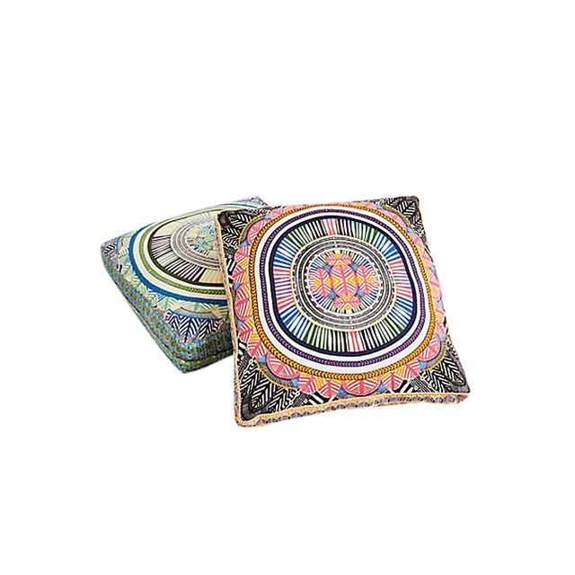 Anthropologie Mara Hoffman Floor Pillow