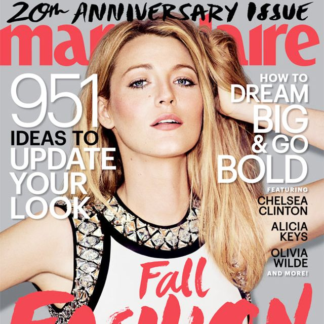 Blake Lively Wants A 'Litter Of Children,' Apparently
