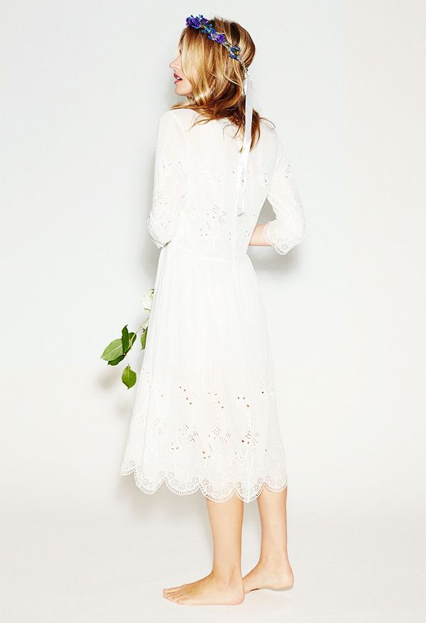 Stone Fox Bride Luisa Dress