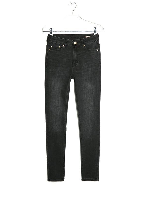 Mango High Waist Broadway Jeans