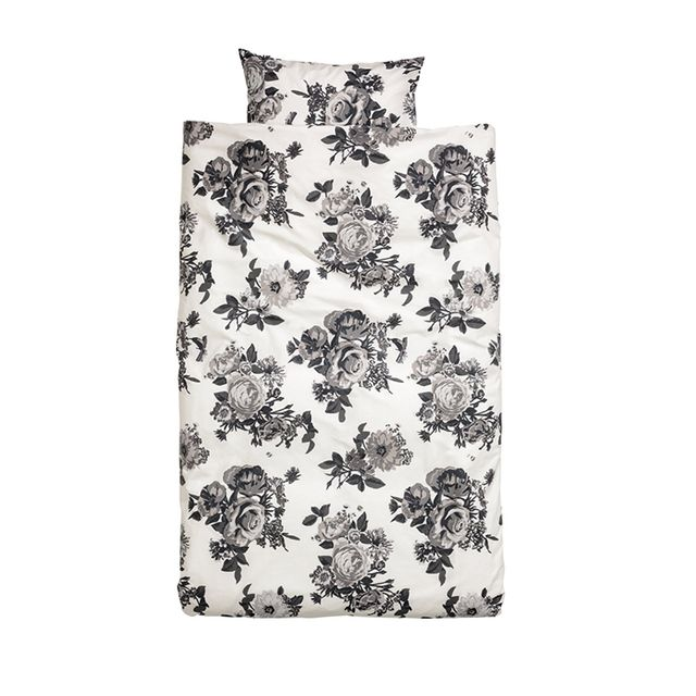 H&M Floral Duvet Set
