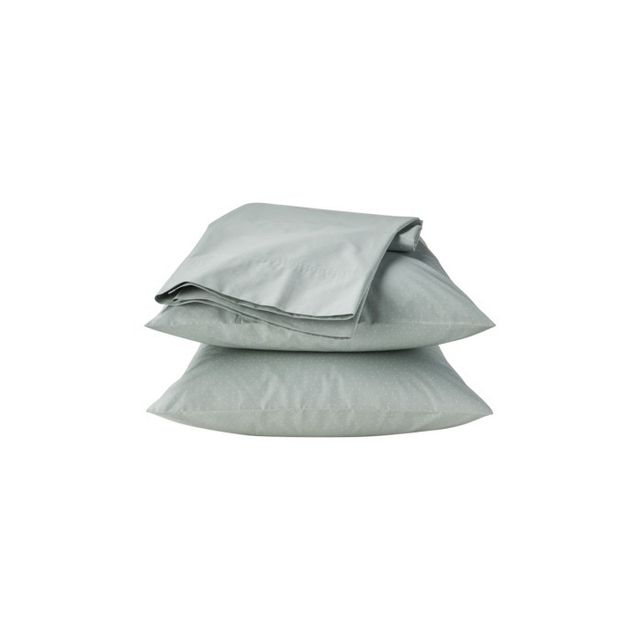 Target Threshold Percale Sheet Set in Mint