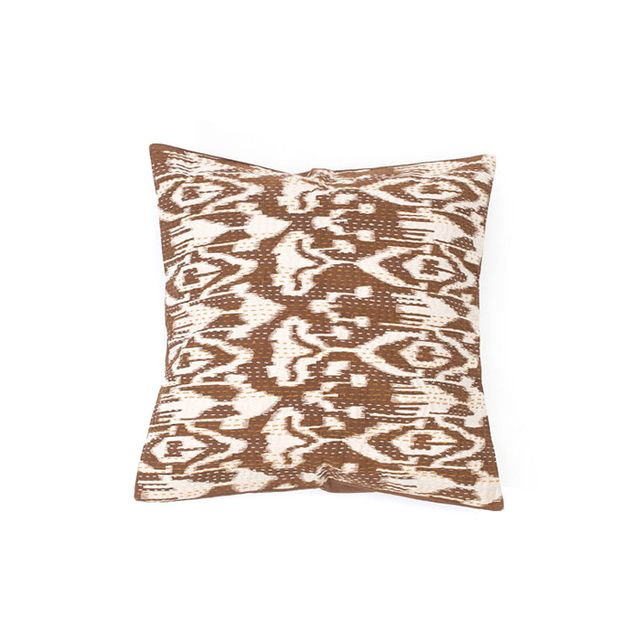 Etsy Ikat Pillow