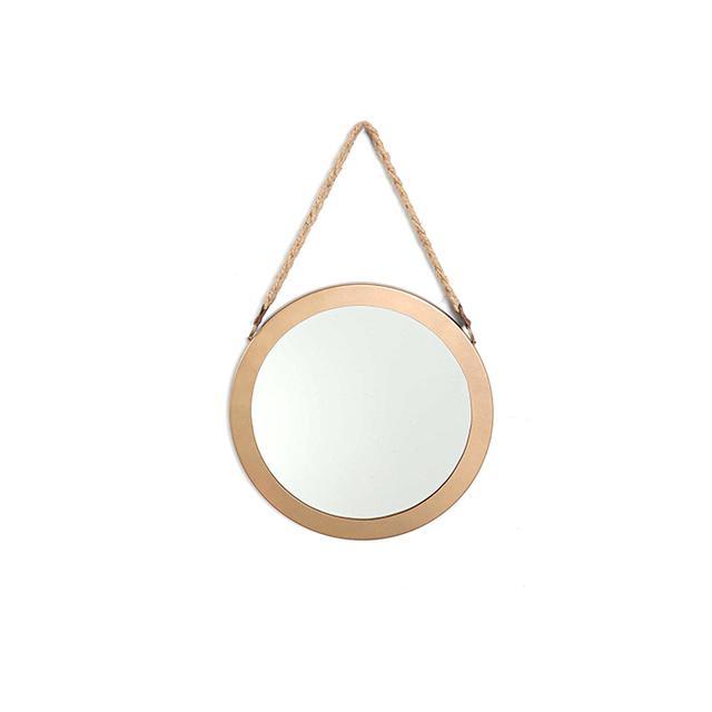 4040 Locust Round Wall Mirror