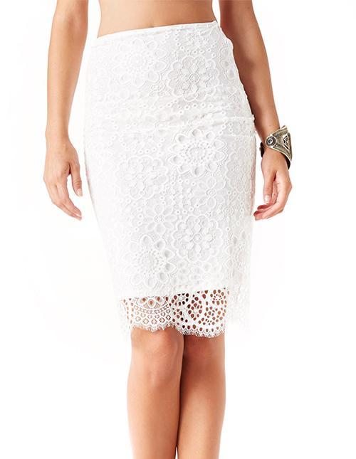 For Love & Lemons Holly Skirt