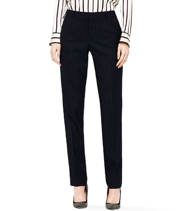 Club Monaco Harper Pinstripe Wool Pants