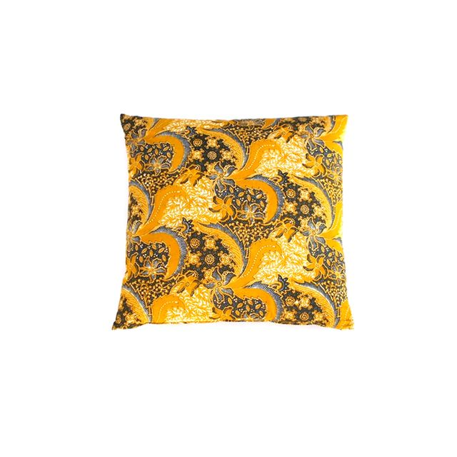 The Loaded Trunk Java Batik Pillow