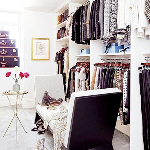 Domaine's Closets