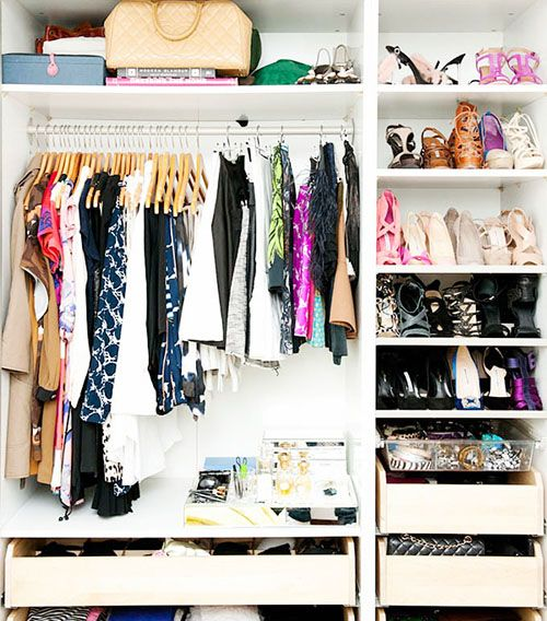 11 closet organization ideas from pinterest whowhatwear