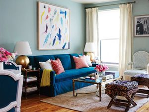 Before and After: Nicole Gibbons' Chic Rental Redesign