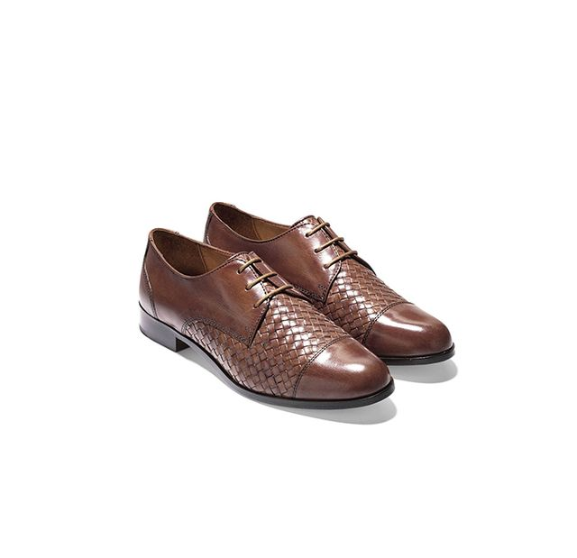 Cole Haan Jagger Weave Oxfords