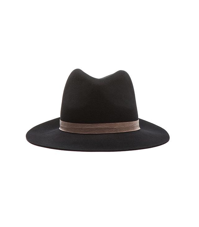 Janessa Leone Rhonda Wool Felt Hat