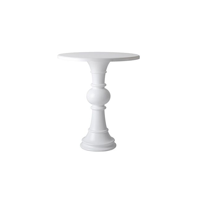 Candelabra Captains Compass Table