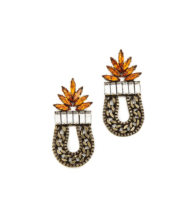 Dannijo Amira Earrings