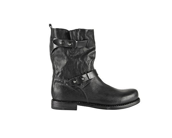 Rag & Bone Moto Leather Boots