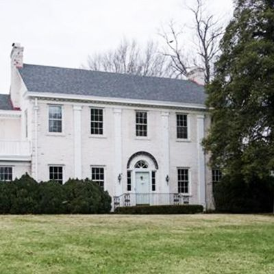 Reese Witherspoon Is Restoring a Nashville Mansion