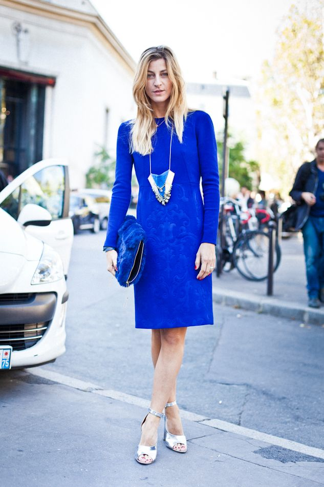 9 Ways To Wear Royal Blue