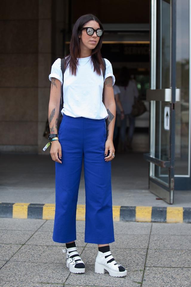 9 Ways To Wear Royal Blue