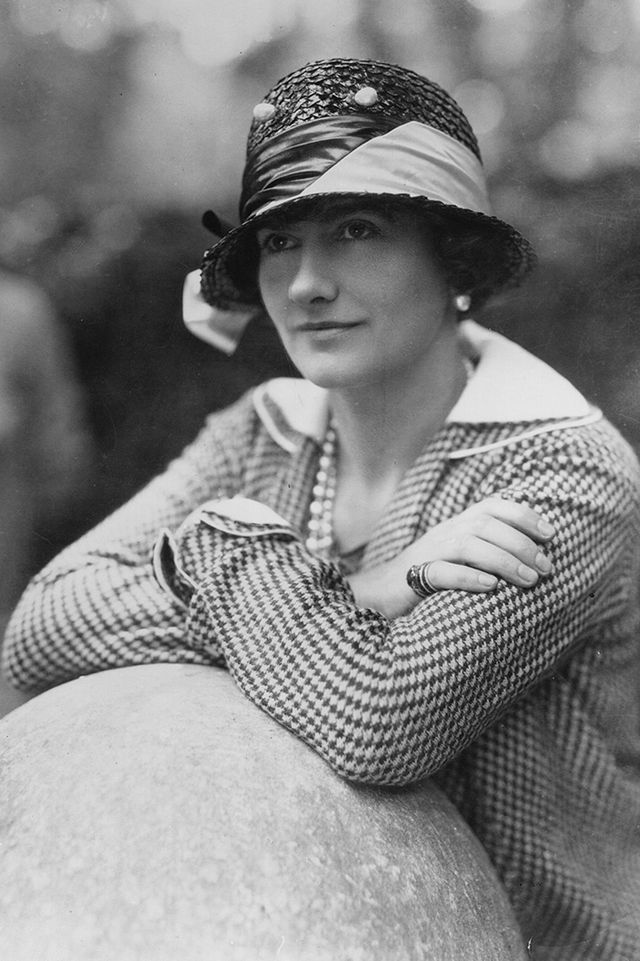 Coco Chanel in Paris, 1929