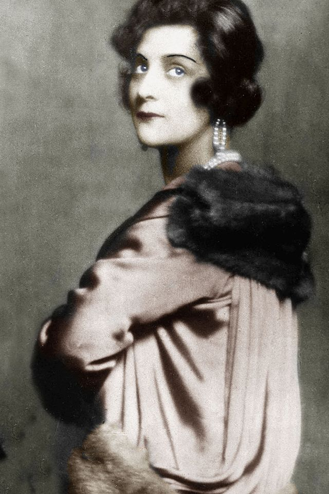 A portrait of Coco Chanel, 1926
