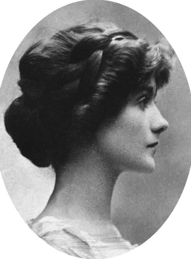 An early portrait of Coco Chanel, 1910