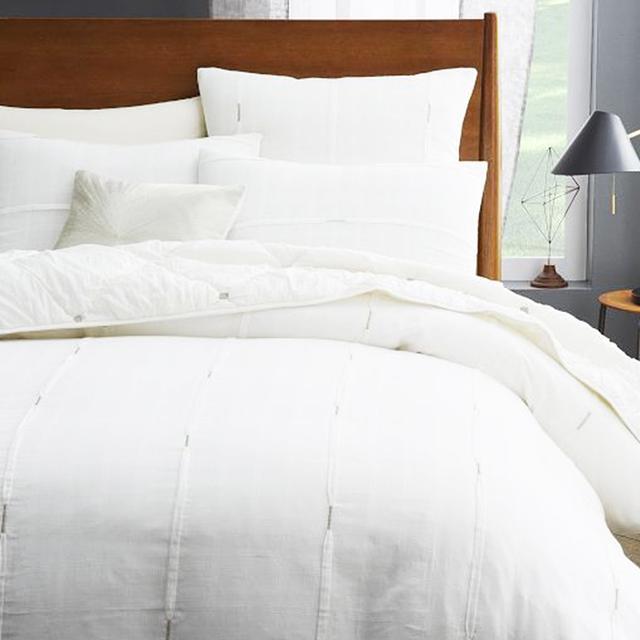 The 7 Best White Bedding Sets Mydomaine Au
