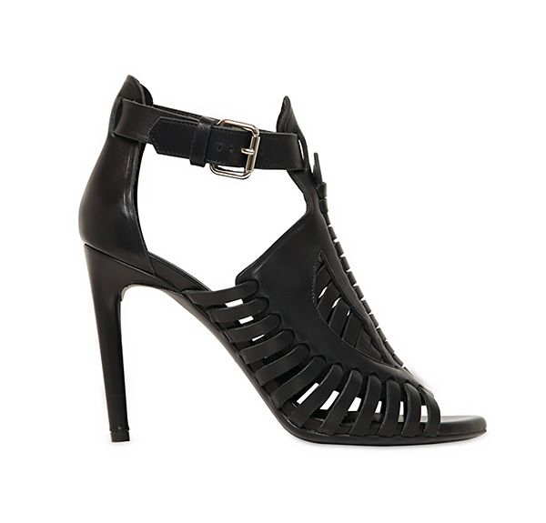Proenza Schouler Woven Leather Sandals