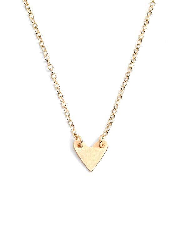 Nashelle Heart Necklace