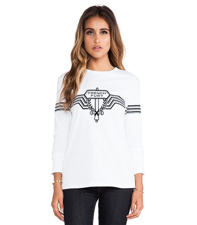 Etre Cecile French Fury Long T-Shirt