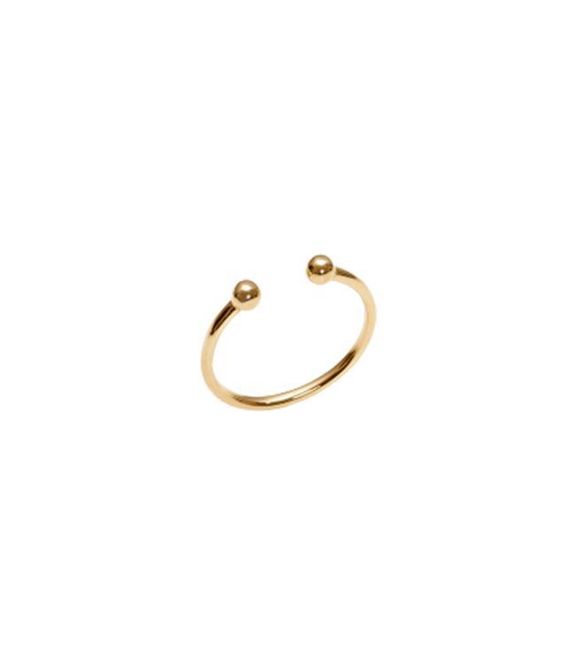 Jennifer Fisher Double Ball Ring