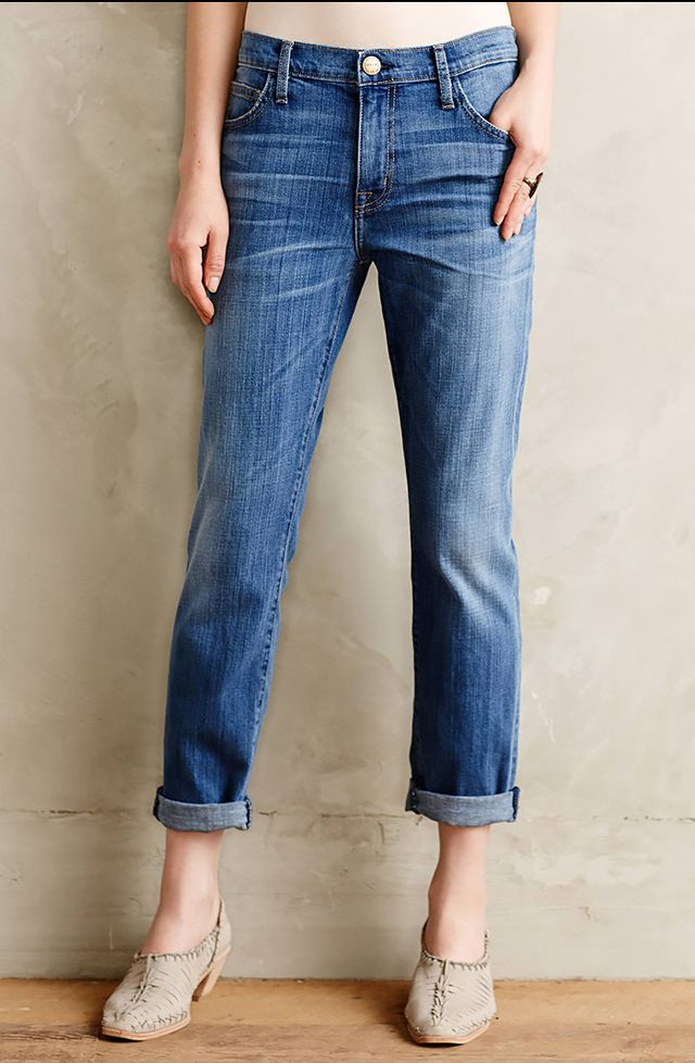 Current/Elliot Fling Boyfriend Jeans