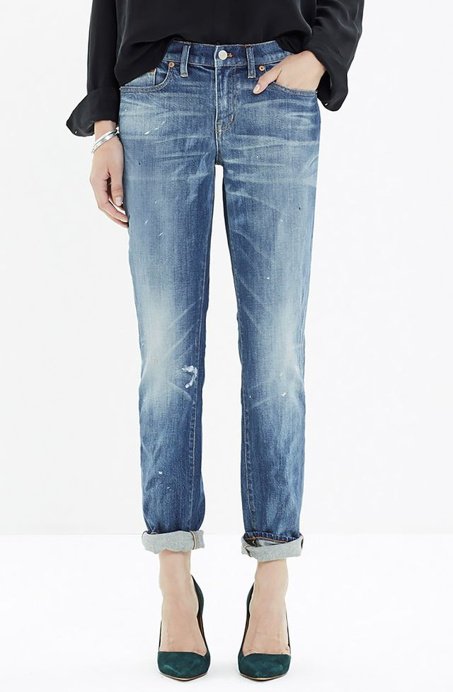 Madewell The Slim Boyjean