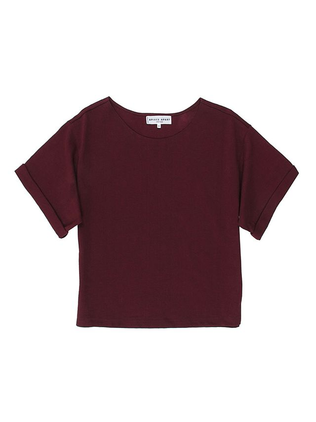 Apiece Apart Crop Top