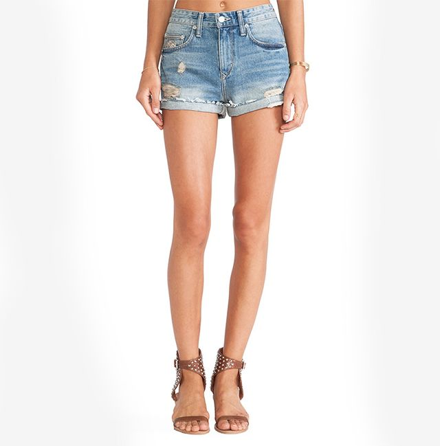 Lovers + Friends Jack High-Waisted Shorts