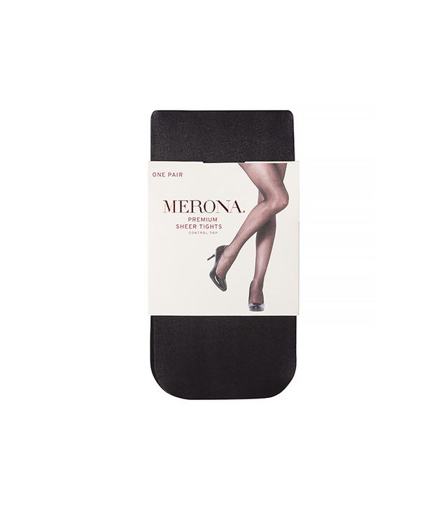 Merona Control Top Sheer Tights