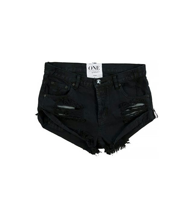 One Teaspoon Fox Bandits Shorts