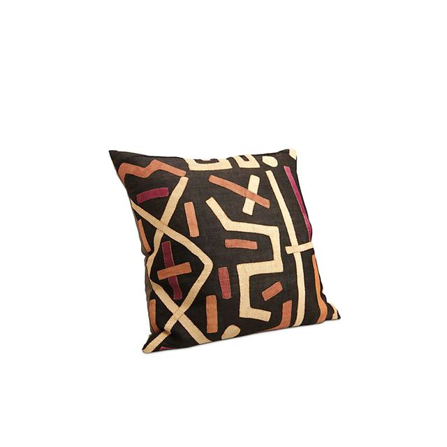 Room & Board Kuba Cloth Pillow
