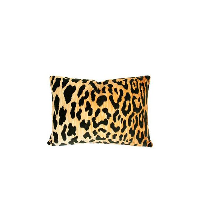 High Street Market Leopard Lumbar Throw Pillow