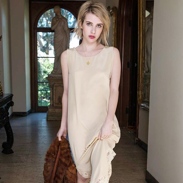 16 Pin-Worthy Images From Elkin's New Lookbook with Emma Roberts