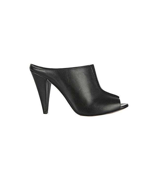 Sigerson Morrison Verity Matte-Leather Mules
