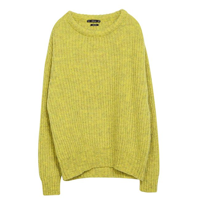 Zara Crew-Neck Sweater