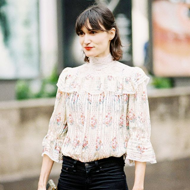 Tip of the Day: How to Make a Victorian Top Look Modern