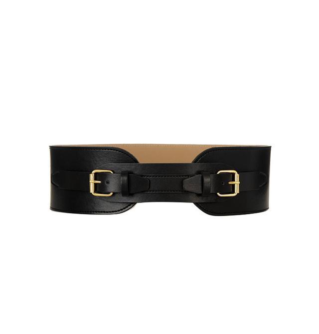 McQ Alexander McQueen Leather Waist Belt