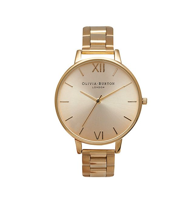 Olivia Burton Big Dial Bracelet Strap Watch
