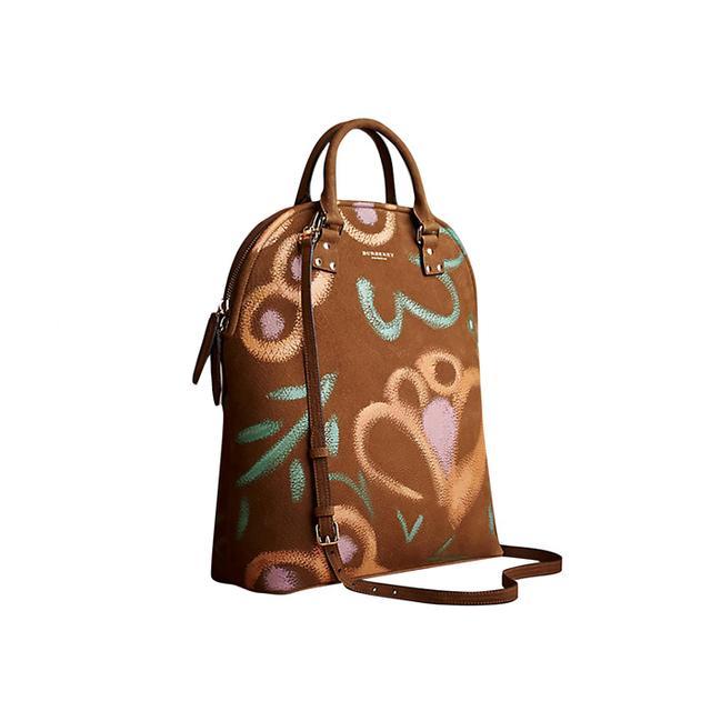 Burberry Hand-Painted Bloomsbury Bag