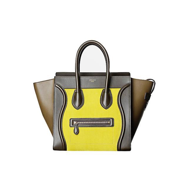Céline Luggage Handbag