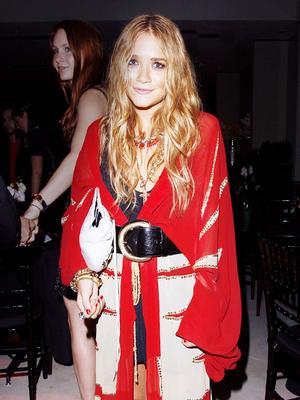 TBT: Mary-Kate Olsen's Insanely Cool Kimono