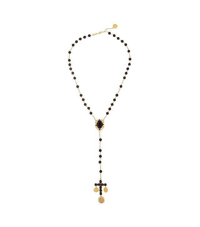 Dolce & Gabbana Rosary Necklace