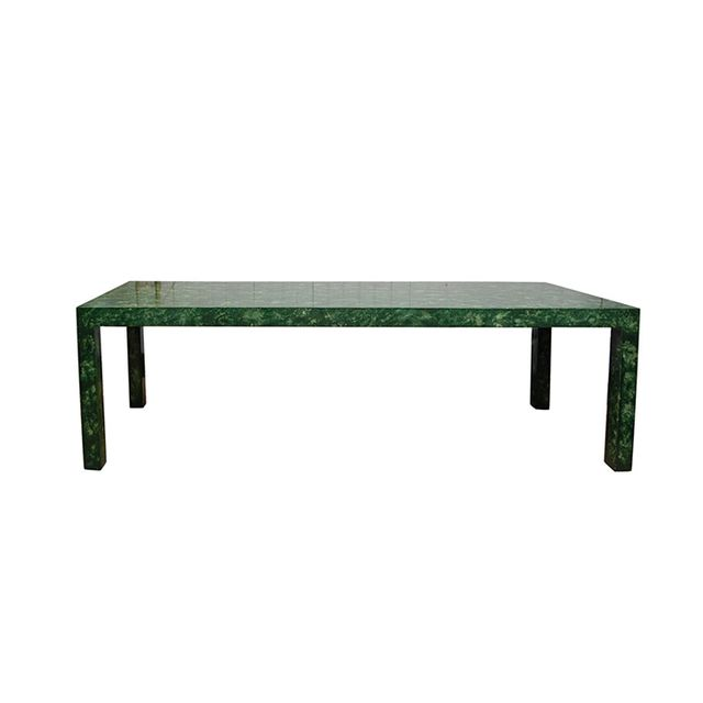 1st Dibs Green Coffee Table
