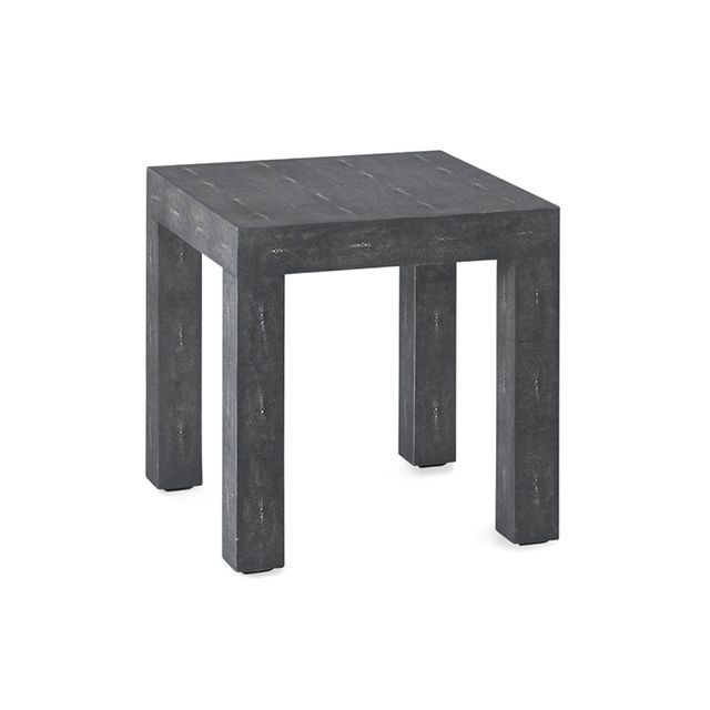 Williams Sonoma Home Shagreen Side Table
